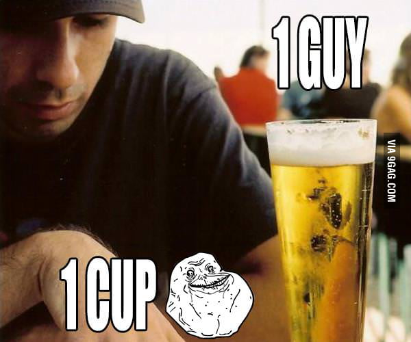 1 Guy 1 Cup
