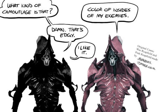 Any Warframe Fans Here?