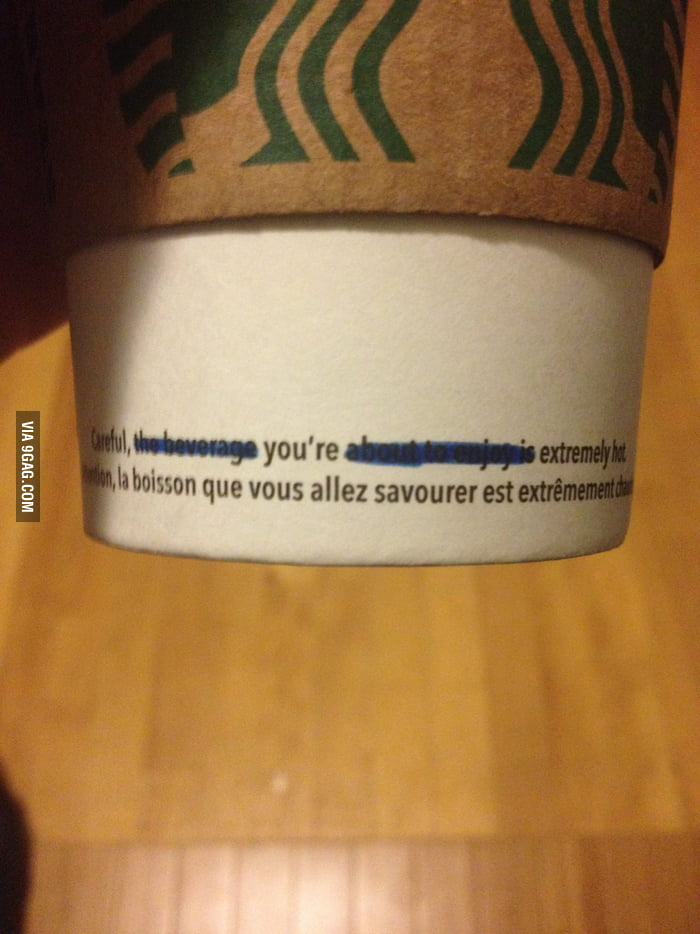 Starbucks pick up lines