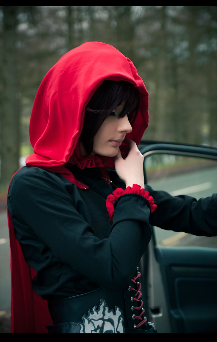 Ruby Rose Rwby Cosplay 9gag