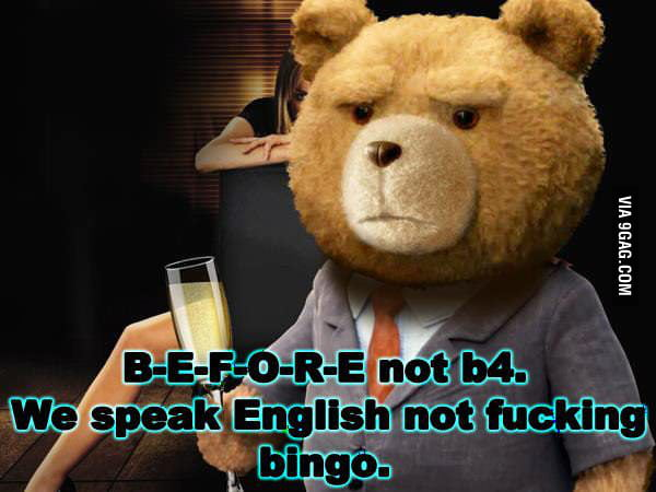 The world would be a better place if we all had Ted's attitude