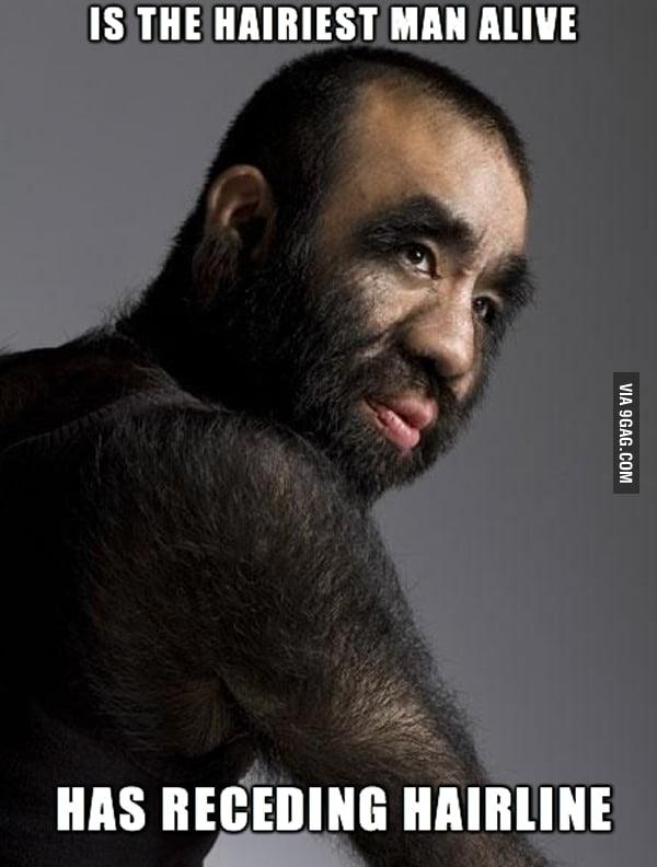 Волосатые люди  Интернет журнал РЕПИНинфо