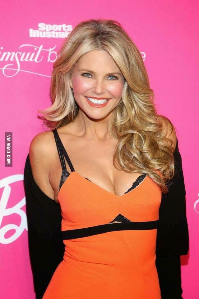 This is Christine Brinkley. She is 61
