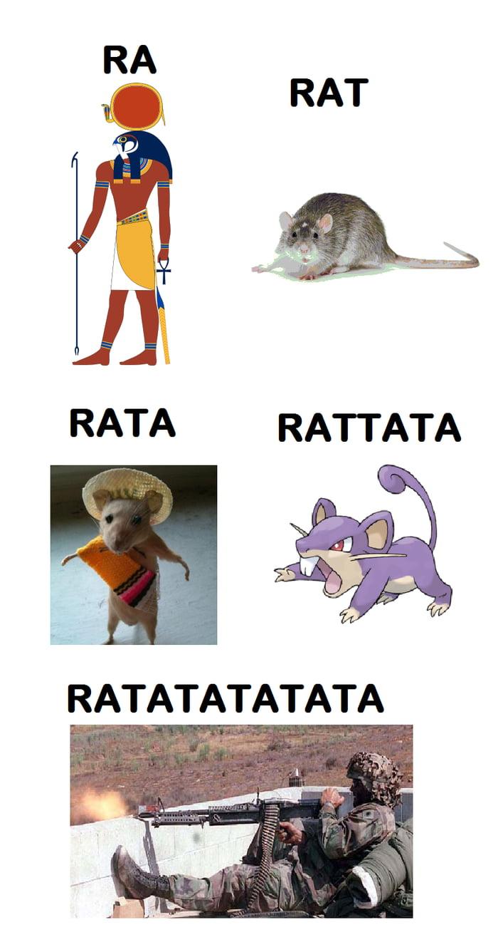 Hakuna Rattata