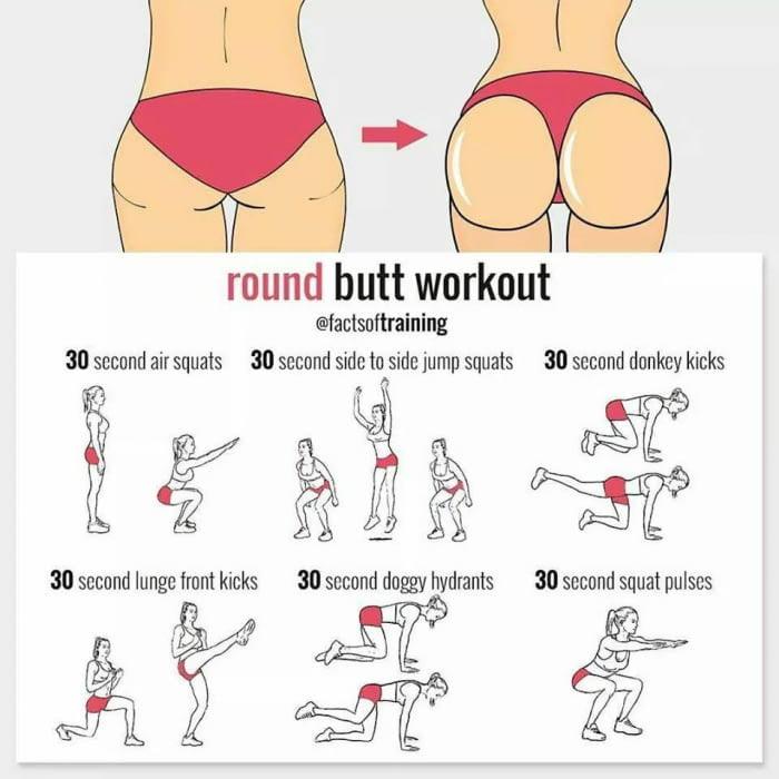 Round Butt Pic