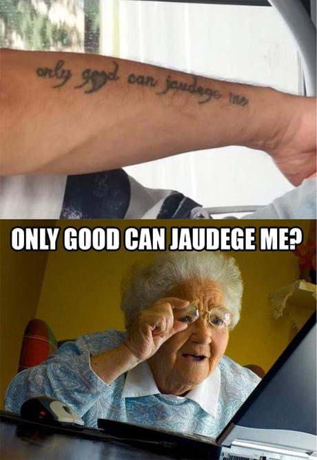 Best 30 Tattoo Fail Fun On 9gag
