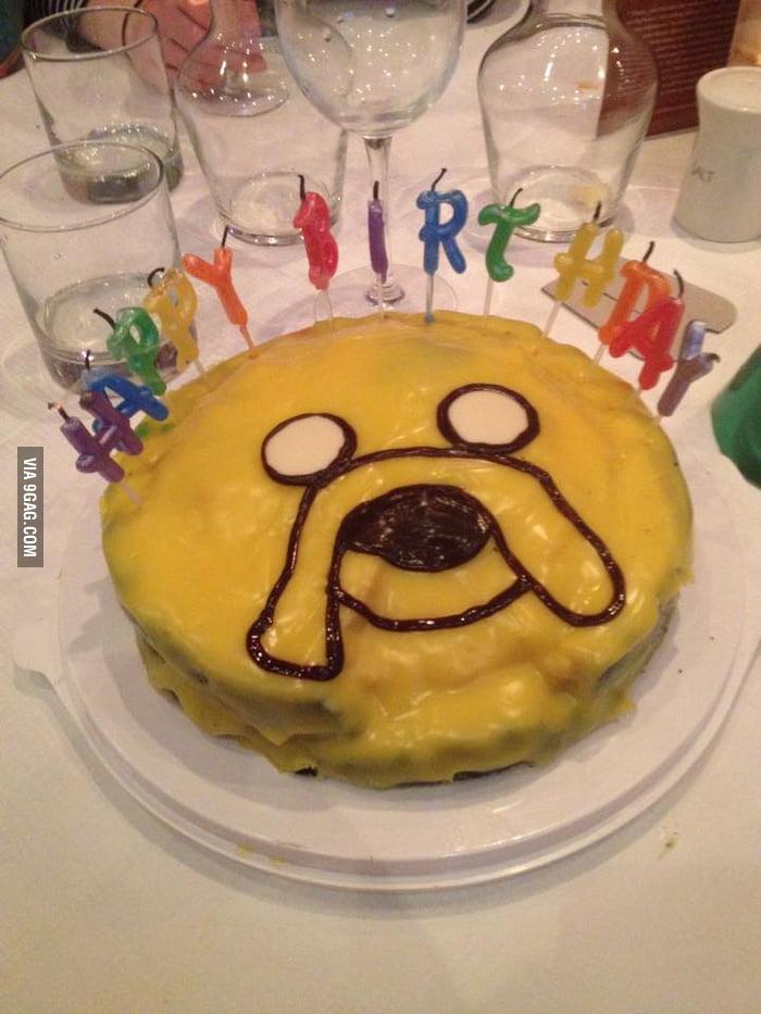 Jake Cake!