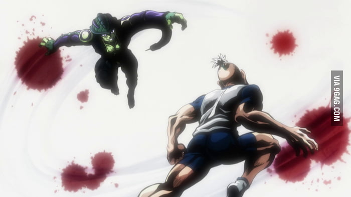 Most Epic Anime Fight Where No Shouting Took 10 Episodes Ever Also