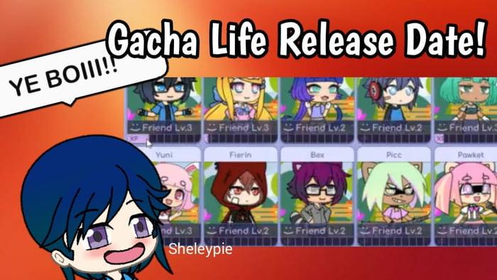 Gacha Life Release Date