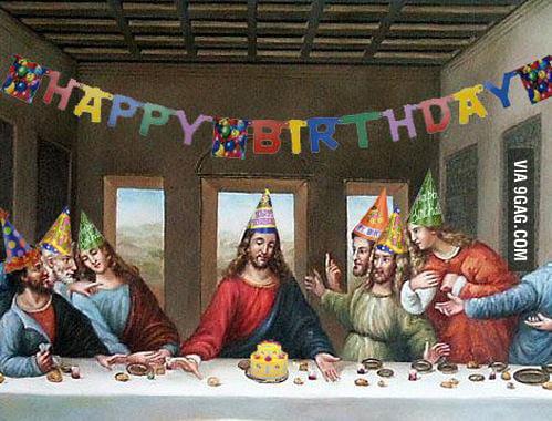 Happy Birthday Jesus And Merry Christmas