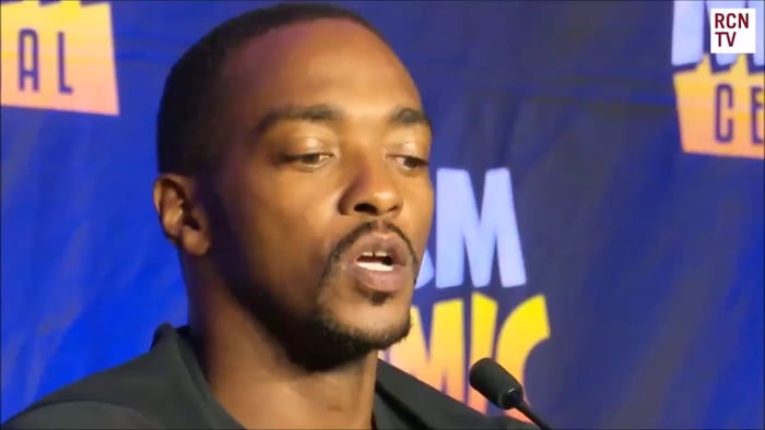 """""""You're now making movies for 16 year olds and China"""" Anthony Mackie compares today's filmmaking to earlier times"""