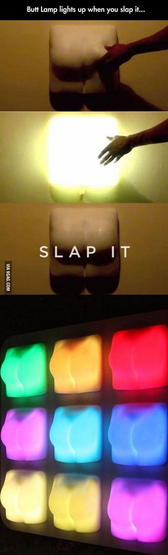 Butt Lamp. - 9GAG