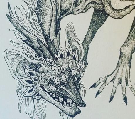 Monster I made