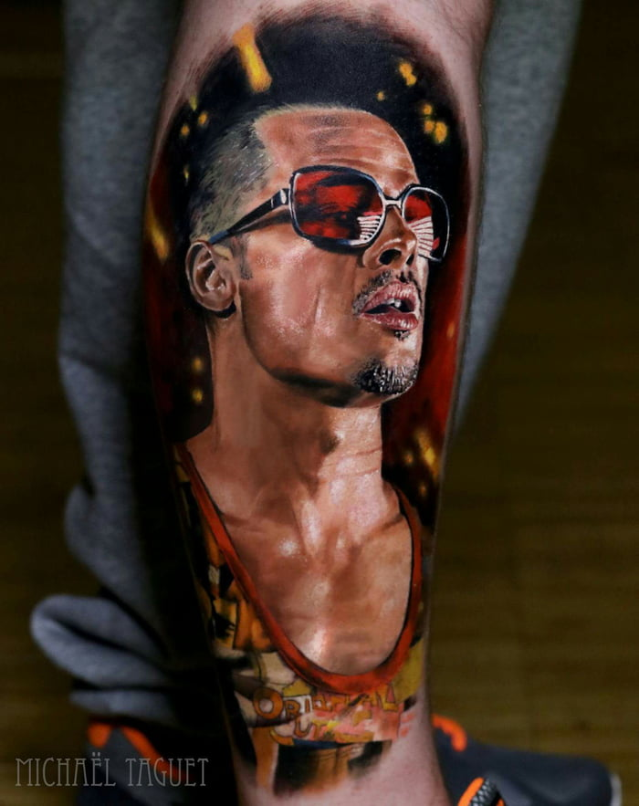 ae9ea1b53e4eb Just wanted to show you this tattoo by Michael Taguet... - 9GAG