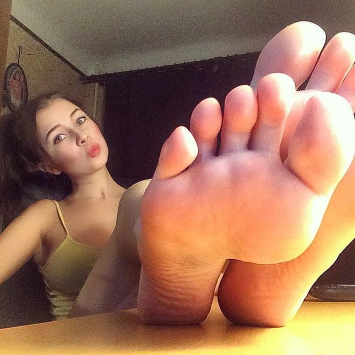 Girl teen feet 15 Female