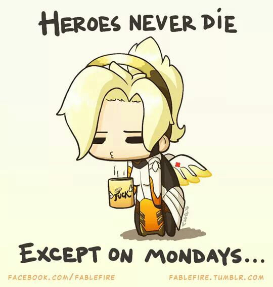 Heros Never Die