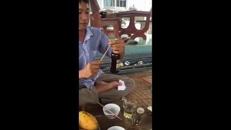 How to Open Beer without Opener 2017