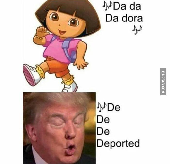 Bye-Bye Dora