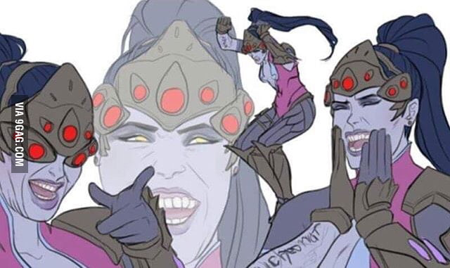 When I Hear People Complaining About Widowmaker Sexualization