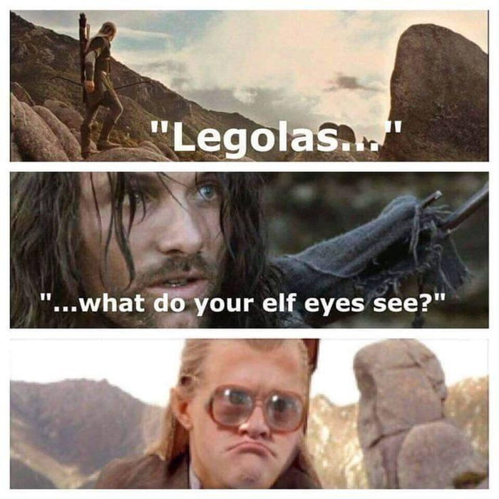 They Re Taking The Hobbits To Isengard 9gag