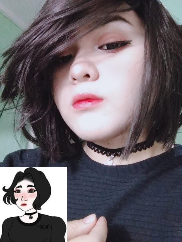 Doomer Girl 9gag