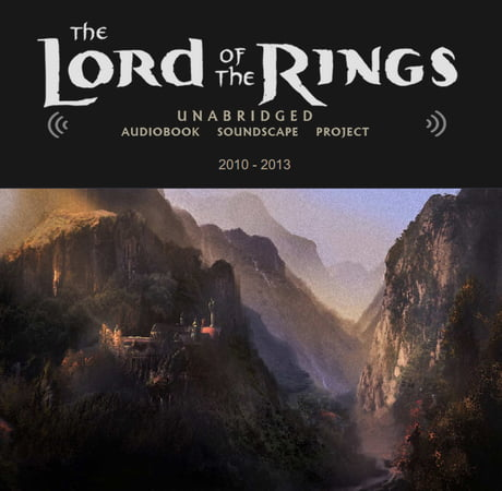 Lord of the Rings Trilogy - J.R.R. Tolkien