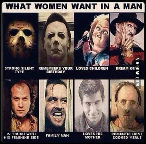 women love bad men