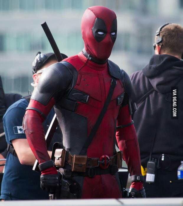 deadpool movie filming in vancouver bridge 9gag