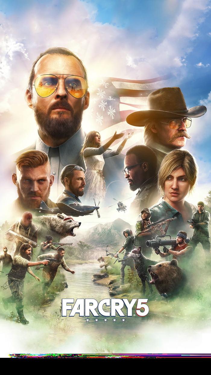 Far Cry 5 Wallpaper 9gag