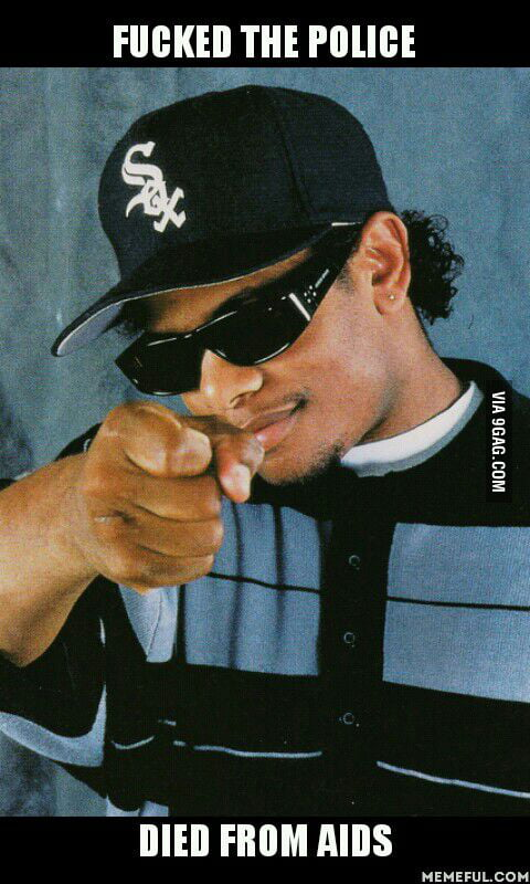 RIP Godfather of Gangsta Rap 1963-1995 - 9GAG