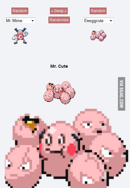 My name is Cute  Mr  Cute  - 9GAG