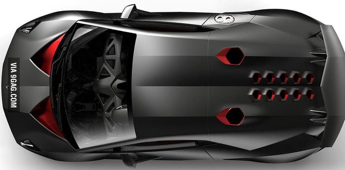 Lamborghini Sesto Elemento Cost 6 Million 9gag