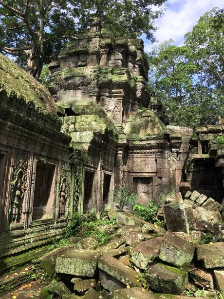 Angkor Wat Ladies and gentlemen. What should I visit next?