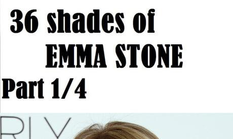 36 shades of Emma Stone, Part 1/4