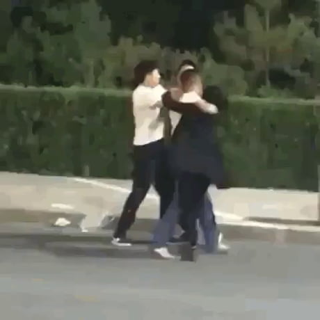 Easy solution to bros fighting over a girl