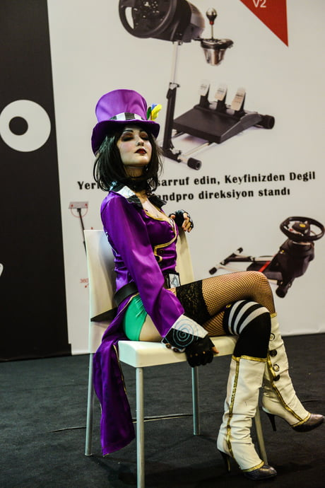 Mad Moxxi by Ashwee Cosplay