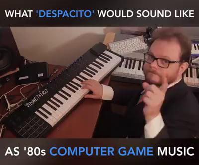 8-bit Despacito