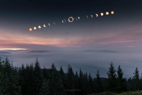 Best eclipse pic I have seen.