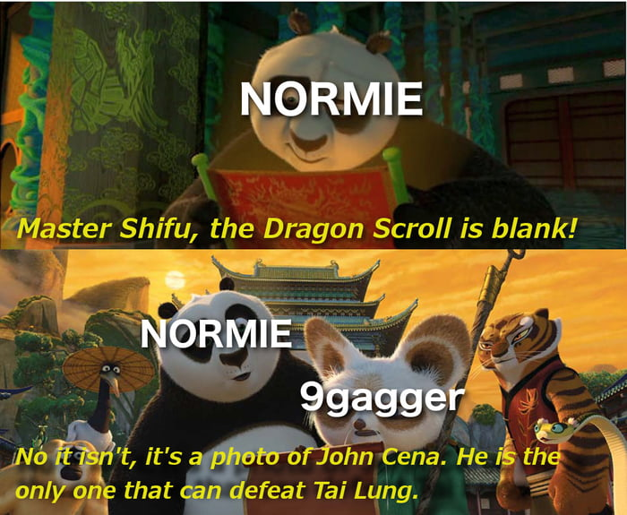 How Many Of You Remember This Scene From Kung Fu Panda 9gag