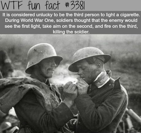 I'll be posting these facts once a day (if you guys like it)