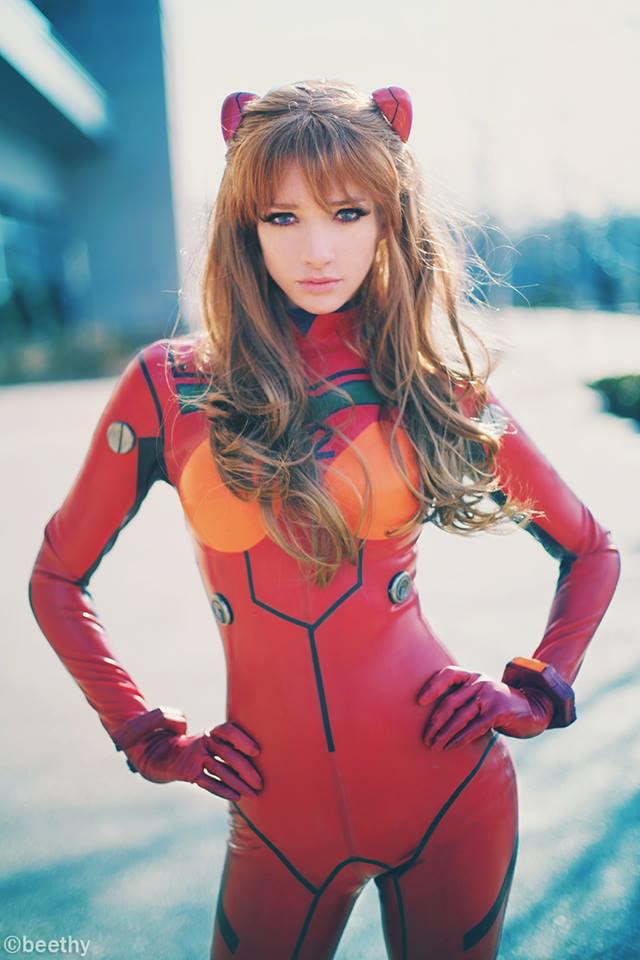 Very Neon genesis evangelion cosplay porn inquiry