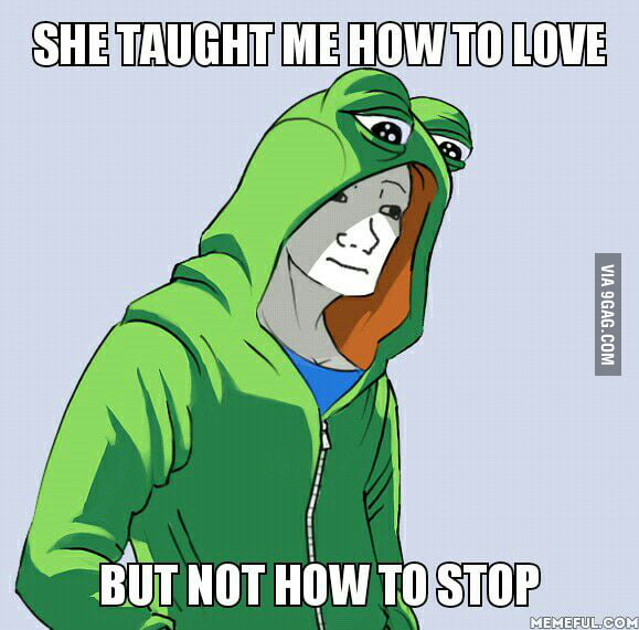 My 'girlfriend' told me to stop texting her     - 9GAG