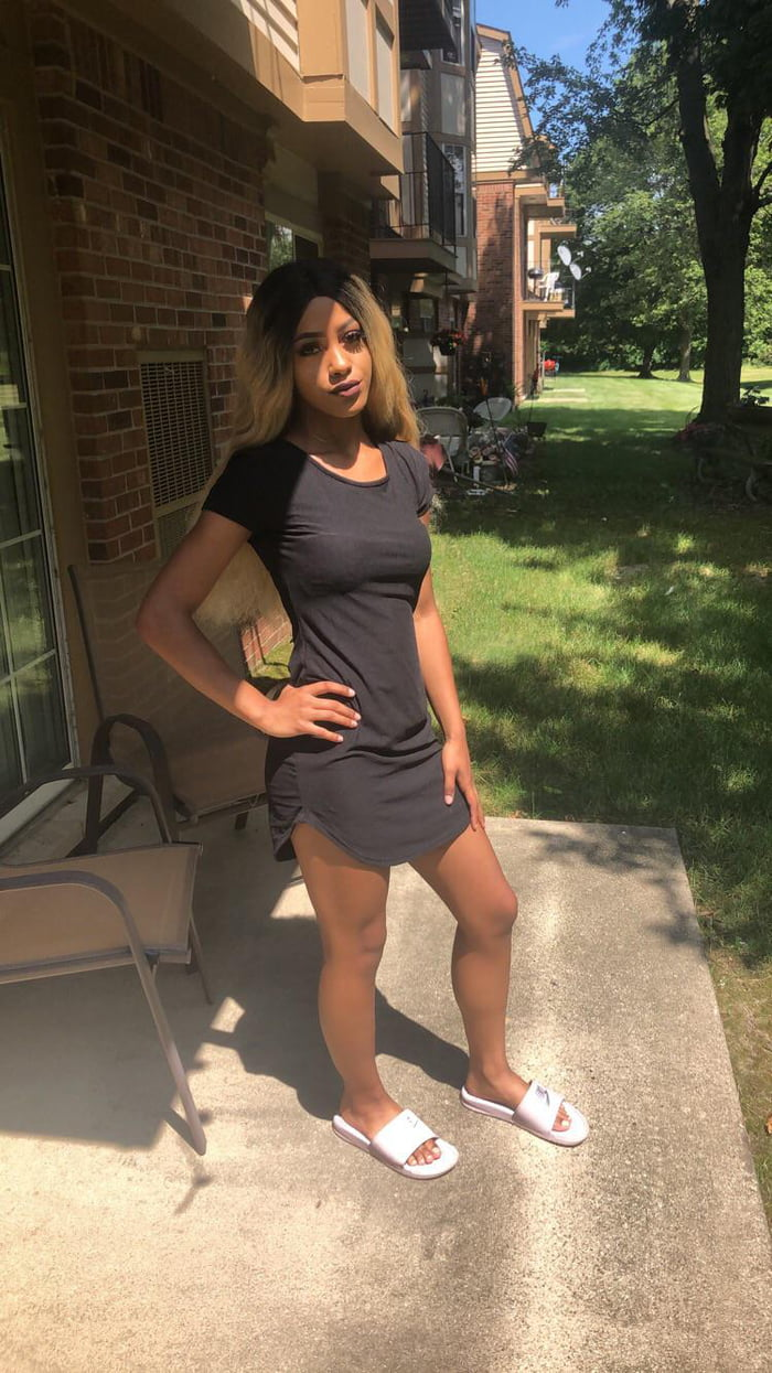 ebony teen girl