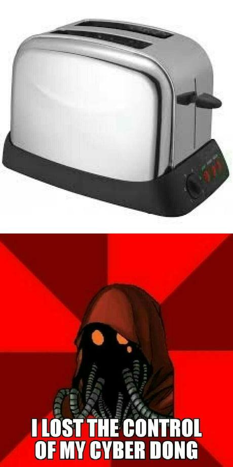 Tech Priest Toaster Meme