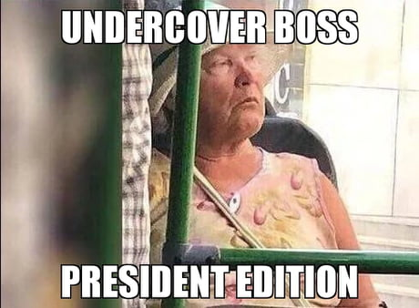 Best 30 Undercover Boss Fun On 9gag