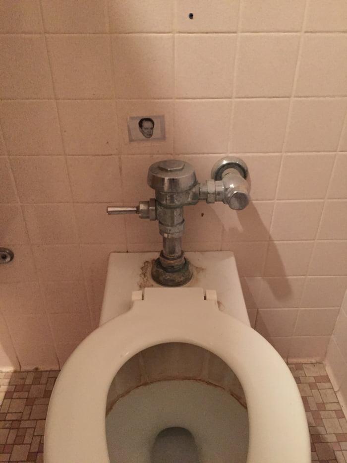 Bathroom ass pics