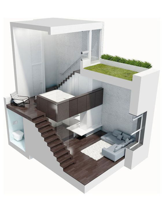 Tiny House Concept tiny house concept #5. perfect for couples, or singles - 9gag