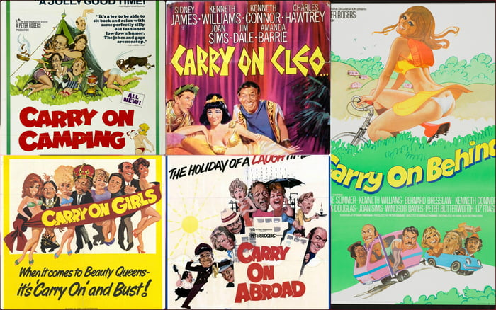 Does anyone remember these gems? The funniest movies I've watched