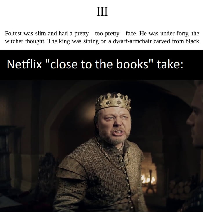 Also Foltest Is Supposed To Be Smart And Competent According To The Books Not A Gluttonous Dumb Ass 9gag Foltest most certainly still harbored feelings for his former lover and decided to save the children that were the fruit of this affair. books not a gluttonous dumb ass 9gag