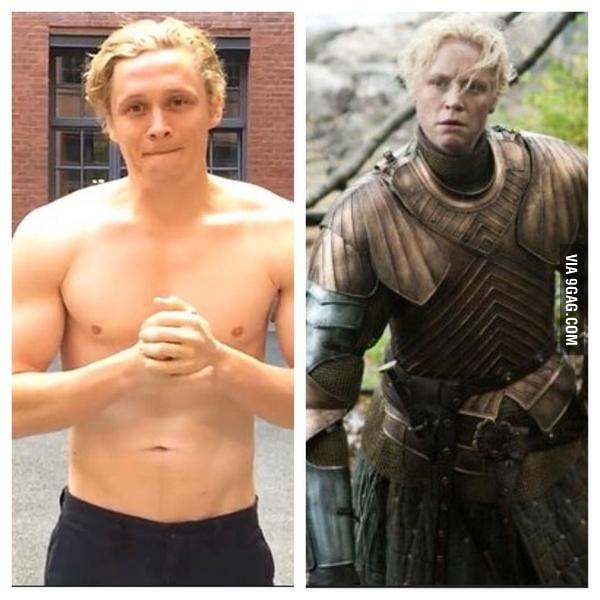 German Actor Matthias Schweighöfer Totally Looks Like Brienne Of